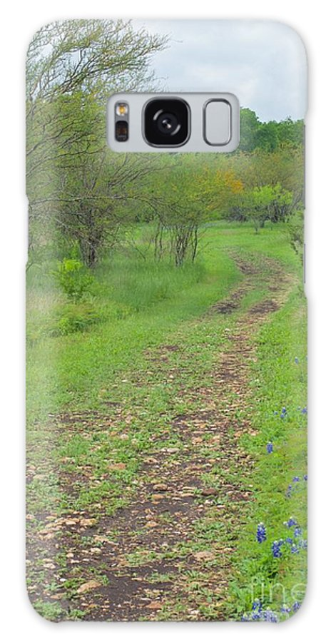 Path Galaxy S8 Case featuring the photograph An Inviting Path by Gary Richards