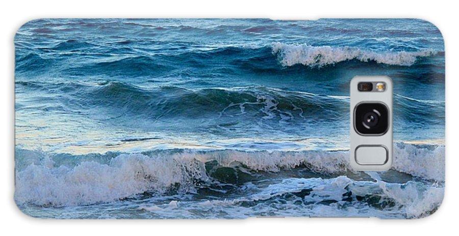 Sea Galaxy Case featuring the photograph An Unforgiving Sea by Ian MacDonald