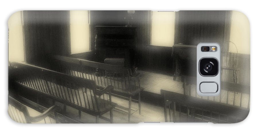 Benches Galaxy S8 Case featuring the photograph Ancestor Worship by RC DeWinter