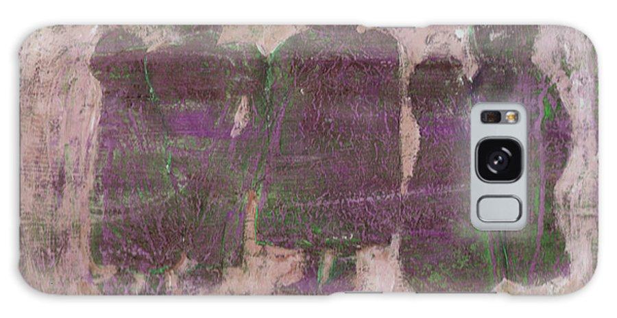 Ancestors Galaxy S8 Case featuring the painting Ancestors by Wayne Potrafka