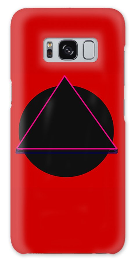 Social Justice Art Galaxy Case featuring the digital art And It Flowed by Pharris Art