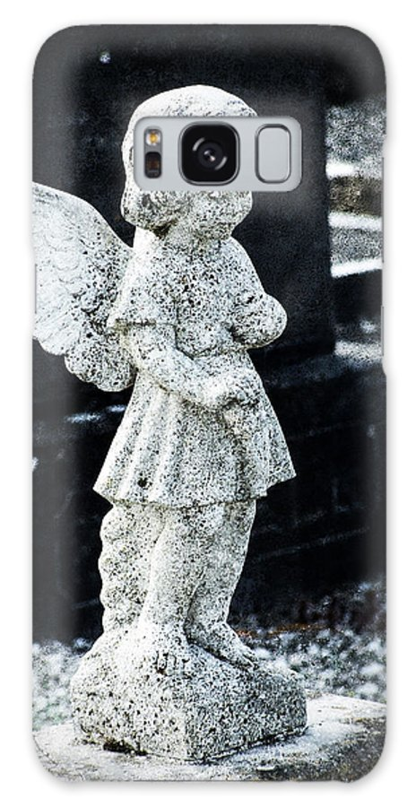 Ireland Galaxy Case featuring the photograph Angel In Roscommon No 3 by Teresa Mucha