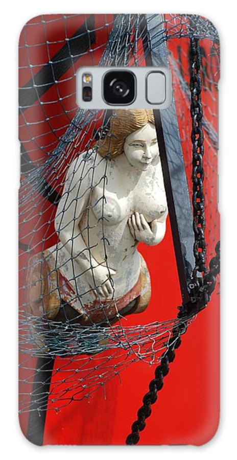 Ship Galaxy S8 Case featuring the photograph Angel Of The Seas by Rob Hans