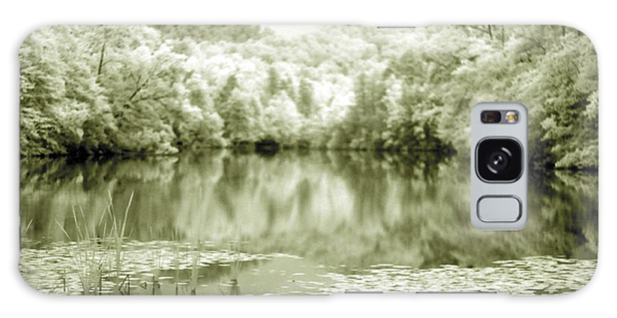 Infrared Galaxy Case featuring the photograph Another World by Alex Grichenko