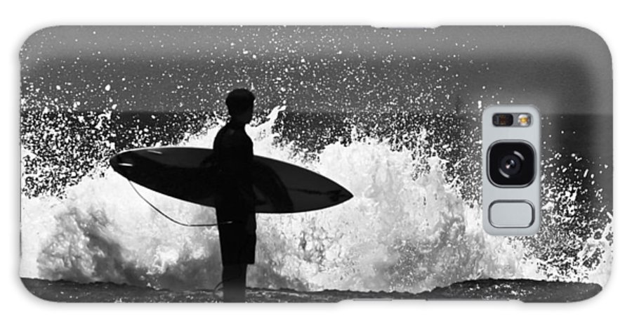 Surfer Galaxy Case featuring the photograph Anticipation by Sheila Smart Fine Art Photography