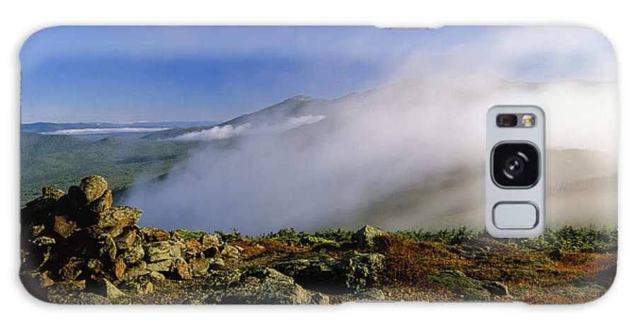 Adventure Galaxy S8 Case featuring the photograph Appalachian Trail - White Mountains New Hampshire Usa by Erin Paul Donovan