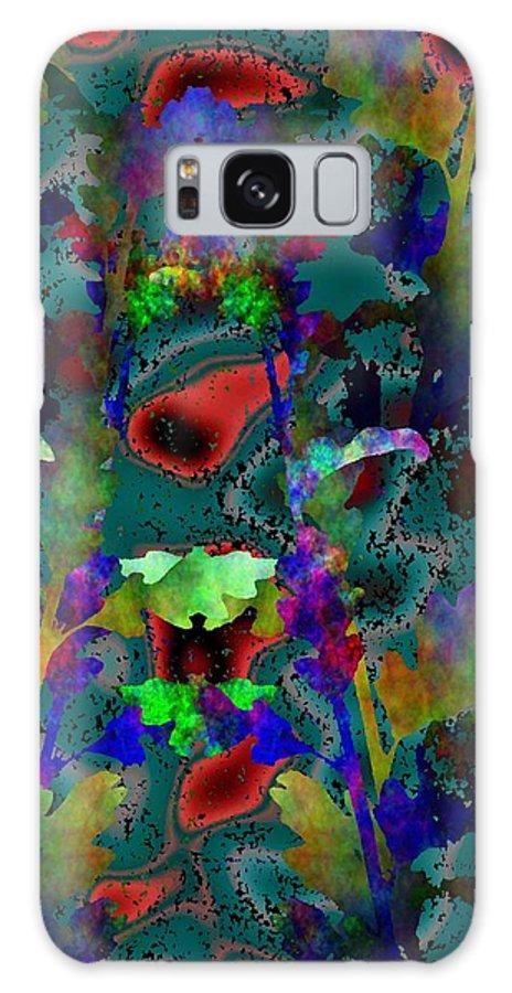 Arbor Galaxy S8 Case featuring the digital art Arboreal Wonderment 3 by Tim Allen