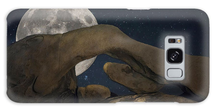 Arch Rock Galaxy S8 Case featuring the photograph Arch Rock by Photography by Laura Lee