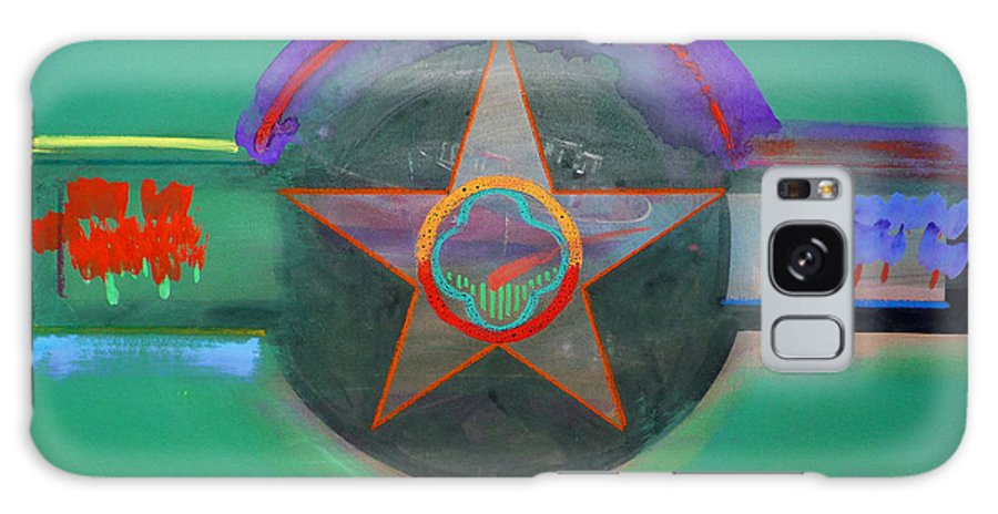 Star Galaxy S8 Case featuring the painting Arlington Green by Charles Stuart