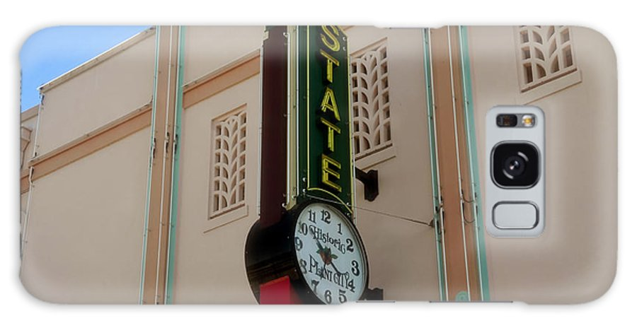 Art Deco Galaxy S8 Case featuring the photograph Art Deco Theatre by David Lee Thompson