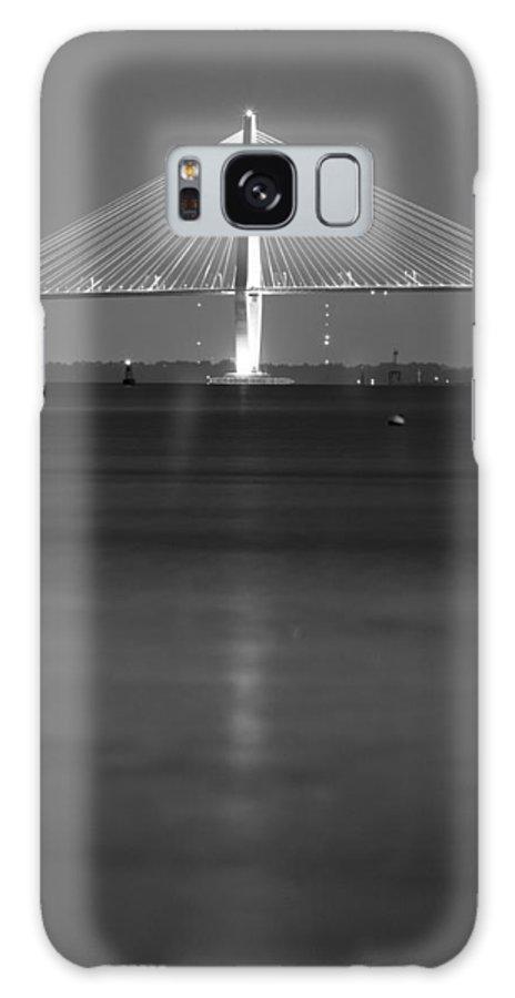 Arthur Ravenel Bridge Charleston South Carolina Lowcountry Cable Stay Dustin Ryan Galaxy S8 Case featuring the photograph Arthur Ravenel Jr. Bridge by Dustin K Ryan