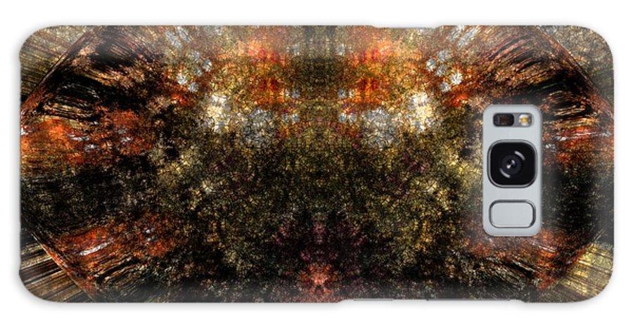 Fantasy Galaxy S8 Case featuring the digital art Artifact by David Lane