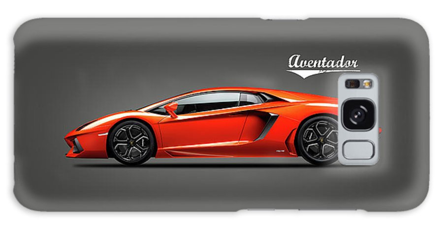 Lamborghini Aventador Galaxy S8 Case For Sale By Mark Rogan