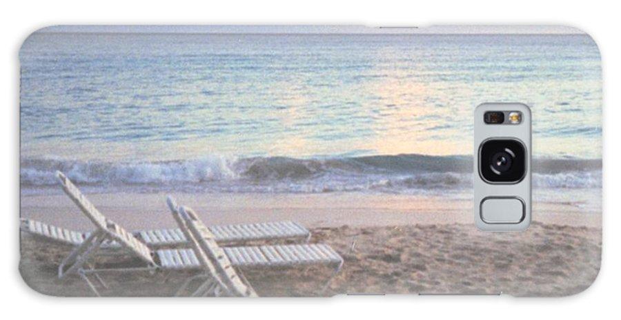 Aruba Galaxy S8 Case featuring the photograph Aruba Beach by Ian MacDonald