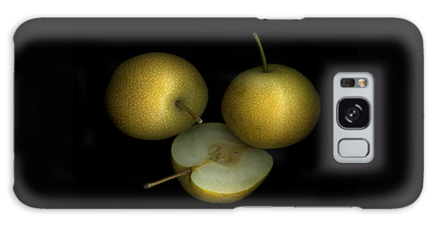 Culinary Galaxy S8 Case featuring the photograph Asian Pears by Christian Slanec
