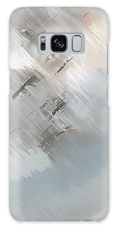 John Emmett Galaxy S8 Case featuring the painting Athens by John WR Emmett