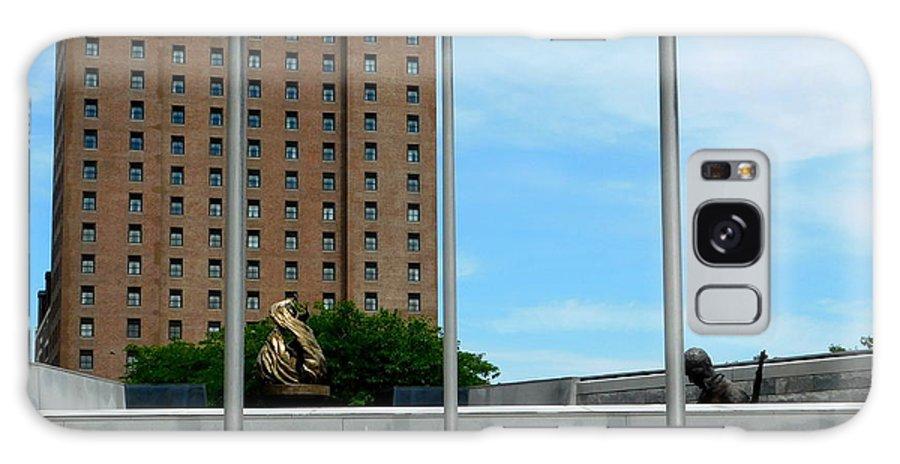 Atlantic City Galaxy S8 Case featuring the photograph Atlantic City Series -11 by Arlane Crump