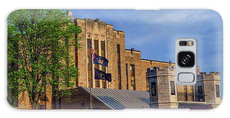 Auburn State Prison Galaxy S8 Case featuring the photograph Auburn State Prison by Dennis Dugan