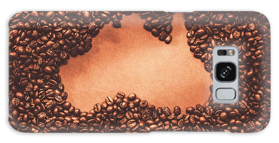 Australian Galaxy S8 Case featuring the photograph Australian Made Coffee by Jorgo Photography - Wall Art Gallery