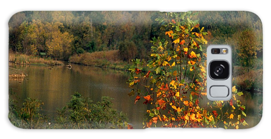 Fall Colors Galaxy S8 Case featuring the photograph Autumn Colors by Gary Wonning
