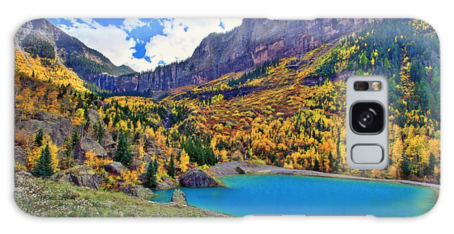 Colors Galaxy S8 Case featuring the photograph Autumn Colors by Scott Mahon