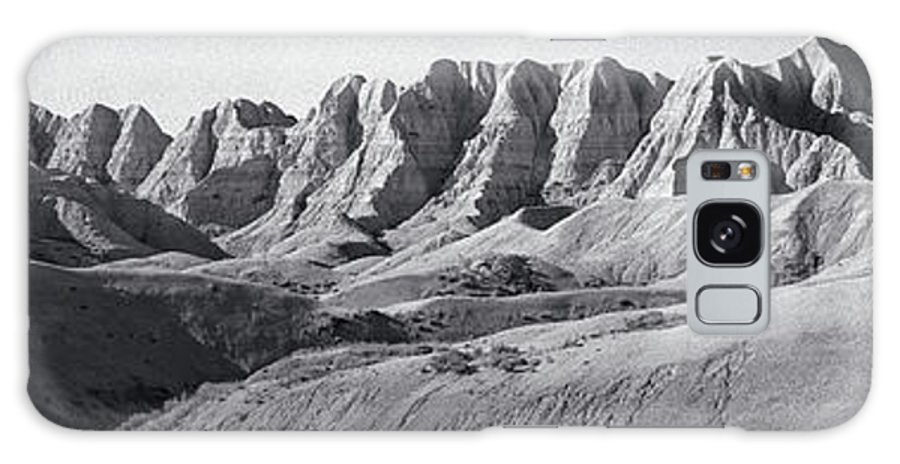 Landscape Galaxy S8 Case featuring the photograph Badlands - 1 by Brian Sesack