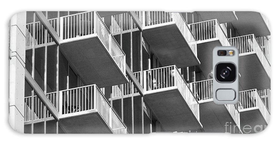 Balcony Galaxy S8 Case featuring the photograph Balcony Colony by WaLdEmAr BoRrErO