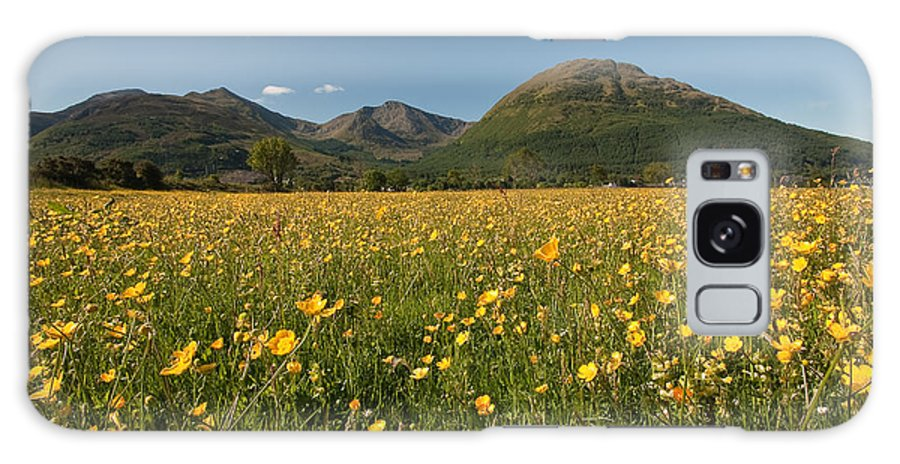 Scotland Galaxy S8 Case featuring the photograph Ballachulish by Colette Panaioti