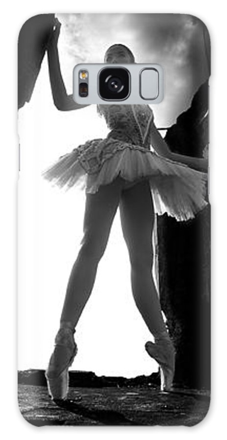 Ballet Dancer Galaxy S8 Case featuring the photograph Ballet Dancer1 by George Cabig