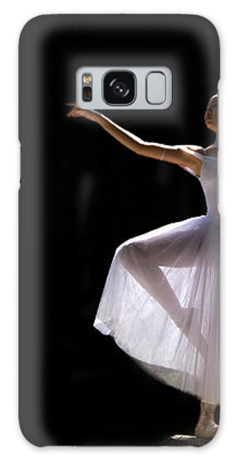 Ballet Dancer Galaxy S8 Case featuring the photograph Ballet Dancer6 by George Cabig