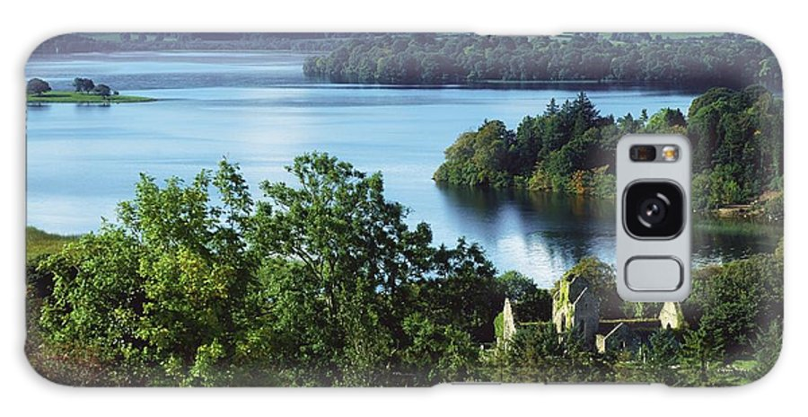 Day Galaxy S8 Case featuring the photograph Ballindoon Abbey, Lough Arrow, County by The Irish Image Collection