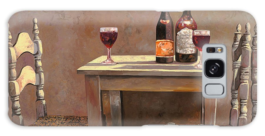 Wine Galaxy Case featuring the painting Barbaresco by Guido Borelli