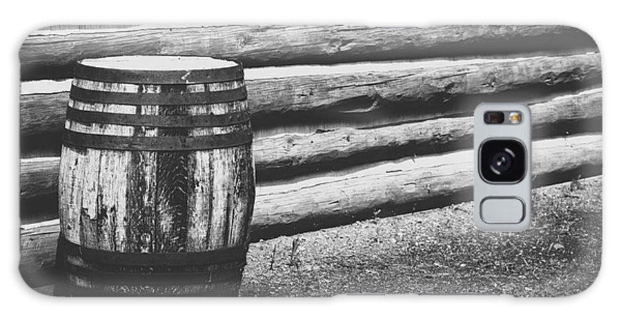 Barrel Galaxy S8 Case featuring the photograph Barrel by Wesley Farnsworth