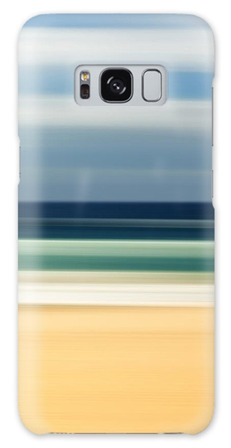 Beach Galaxy Case featuring the photograph Beach Pastels by Az Jackson