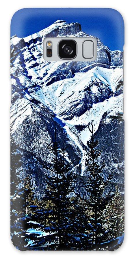 Banff Galaxy S8 Case featuring the photograph Beautiful Banff by Jo-Anne Gazo-McKim