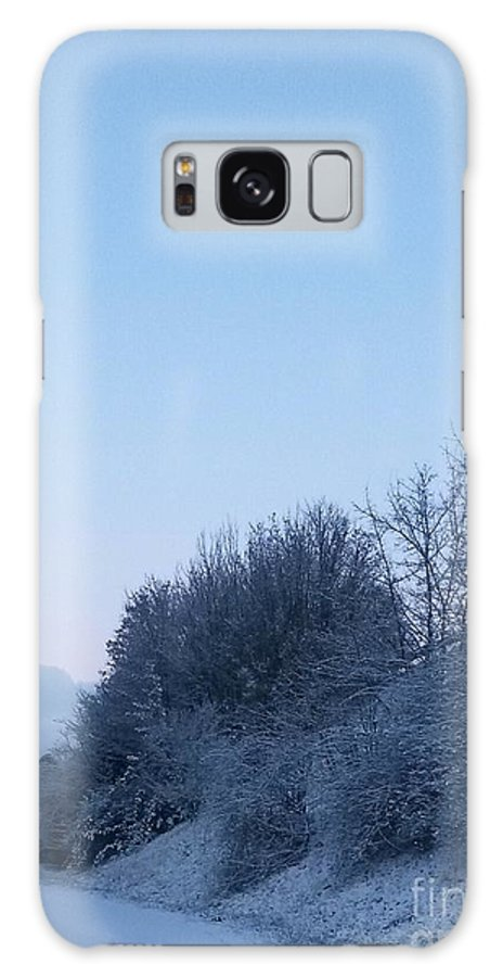 Winter Galaxy S8 Case featuring the photograph Beautiful Day by Leonore VanScheidt