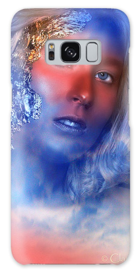 Clay Galaxy Case featuring the photograph Beauty In The Clouds by Clayton Bruster