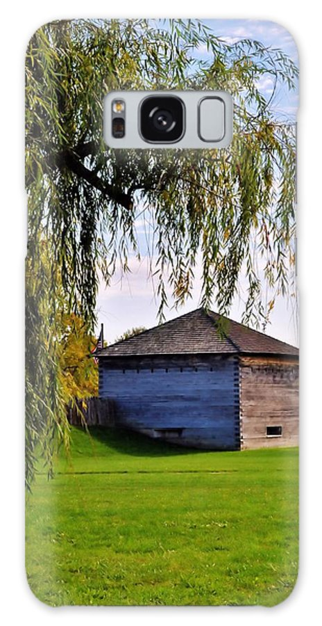 Michelle Mcphillips Galaxy S8 Case featuring the photograph Beauty Of Fort Meigs by Michelle McPhillips