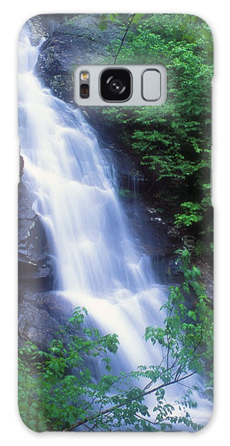 Mount Moosilauke Galaxy S8 Case featuring the photograph Beaver Brook Mount Moosilauke by John Burk