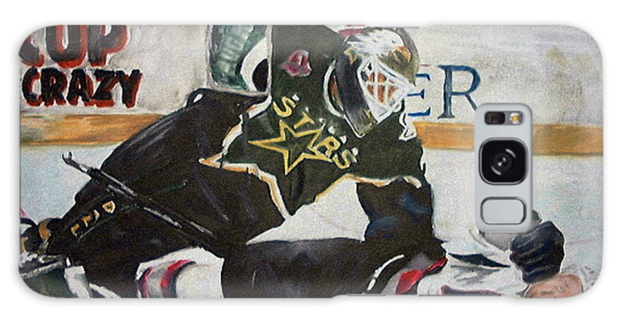 Belfour Galaxy S8 Case featuring the painting Belfour by Travis Day