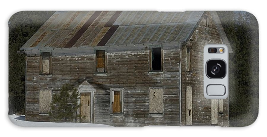 Old Galaxy S8 Case featuring the photograph Big Old House by Sara Stevenson
