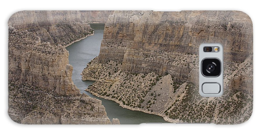Canyon Galaxy S8 Case featuring the photograph Bighorn Canyon by Idaho Scenic Images Linda Lantzy