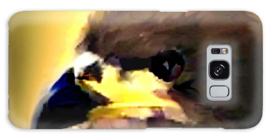 Digital Galaxy S8 Case featuring the digital art Birds 2 by Crystal Webb