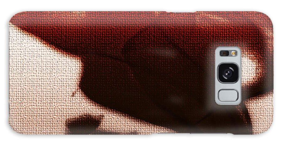 Clay Galaxy S8 Case featuring the digital art Birth Of A Dark Spirit by Clayton Bruster