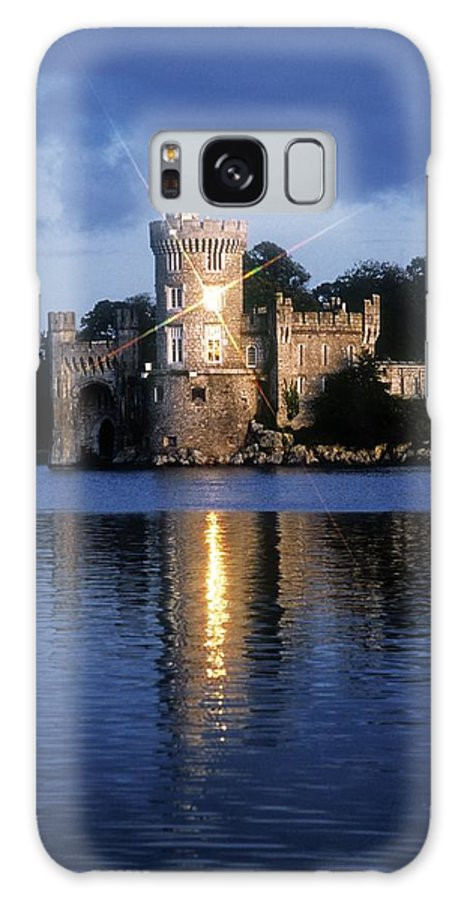 Architectural Exteriors Galaxy S8 Case featuring the photograph Blackrock Castle, River Lee, Near Cork by The Irish Image Collection