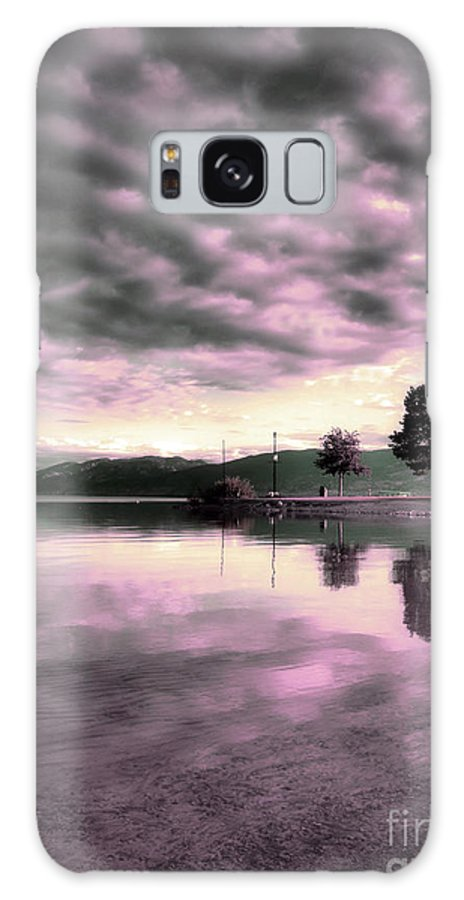 Clouds Galaxy S8 Case featuring the photograph Blanketed by Tara Turner