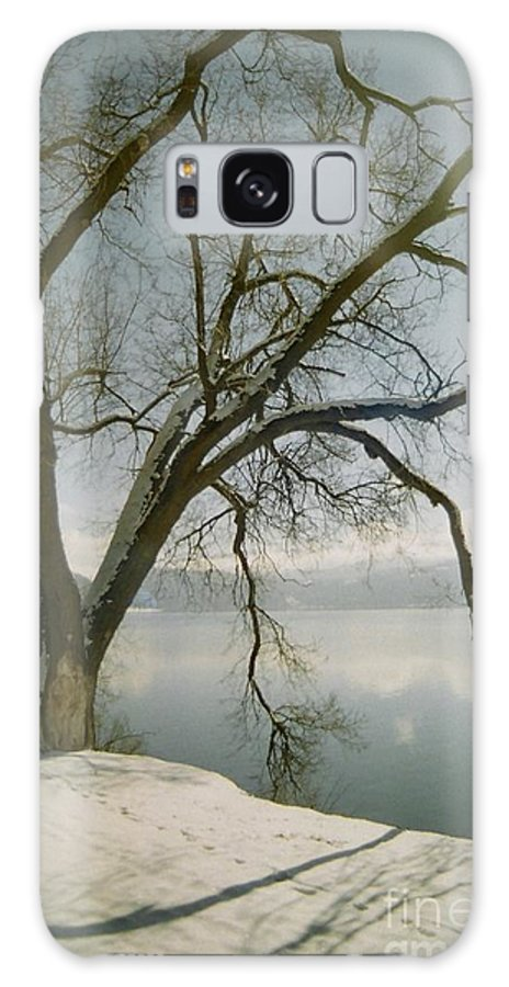 Blue Galaxy S8 Case featuring the photograph Blue Dream by Idaho Scenic Images Linda Lantzy