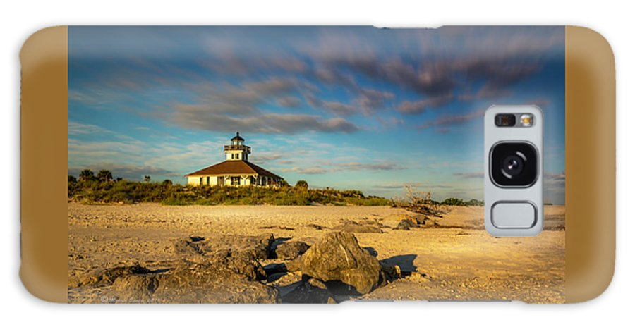 Lighthouse Galaxy S8 Case featuring the photograph Boca Grande Florida by Marvin Spates