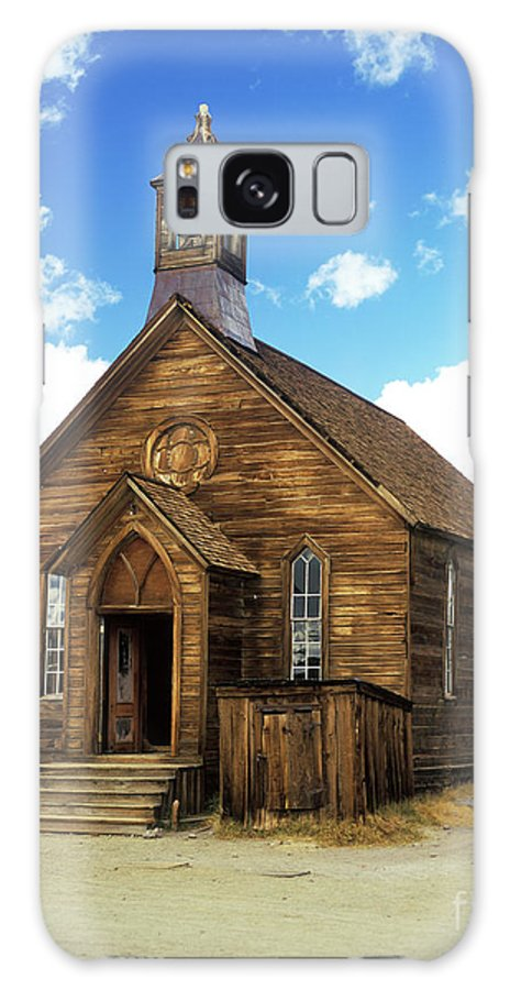 Bodie Galaxy S8 Case featuring the photograph Bodie Church IIi by Jim And Emily Bush