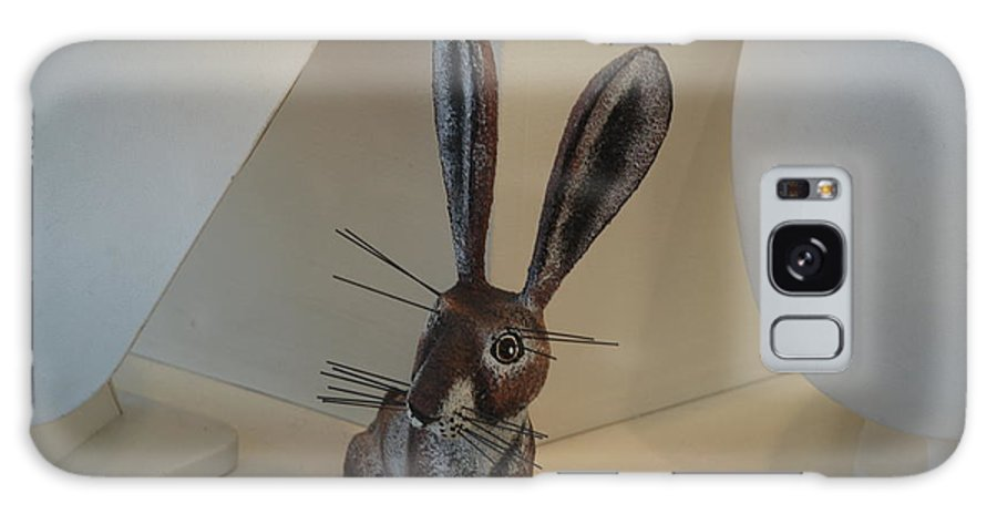 Rabbit Galaxy Case featuring the photograph Boink Rabbit by Rob Hans